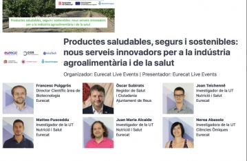 Seminari online Eurecat